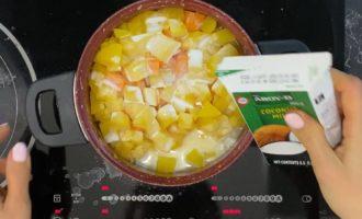 тыквенный суп веганский рецепт