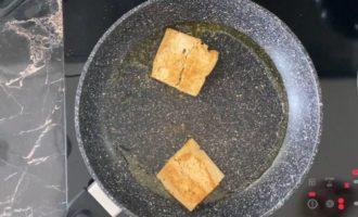 тофу бургер